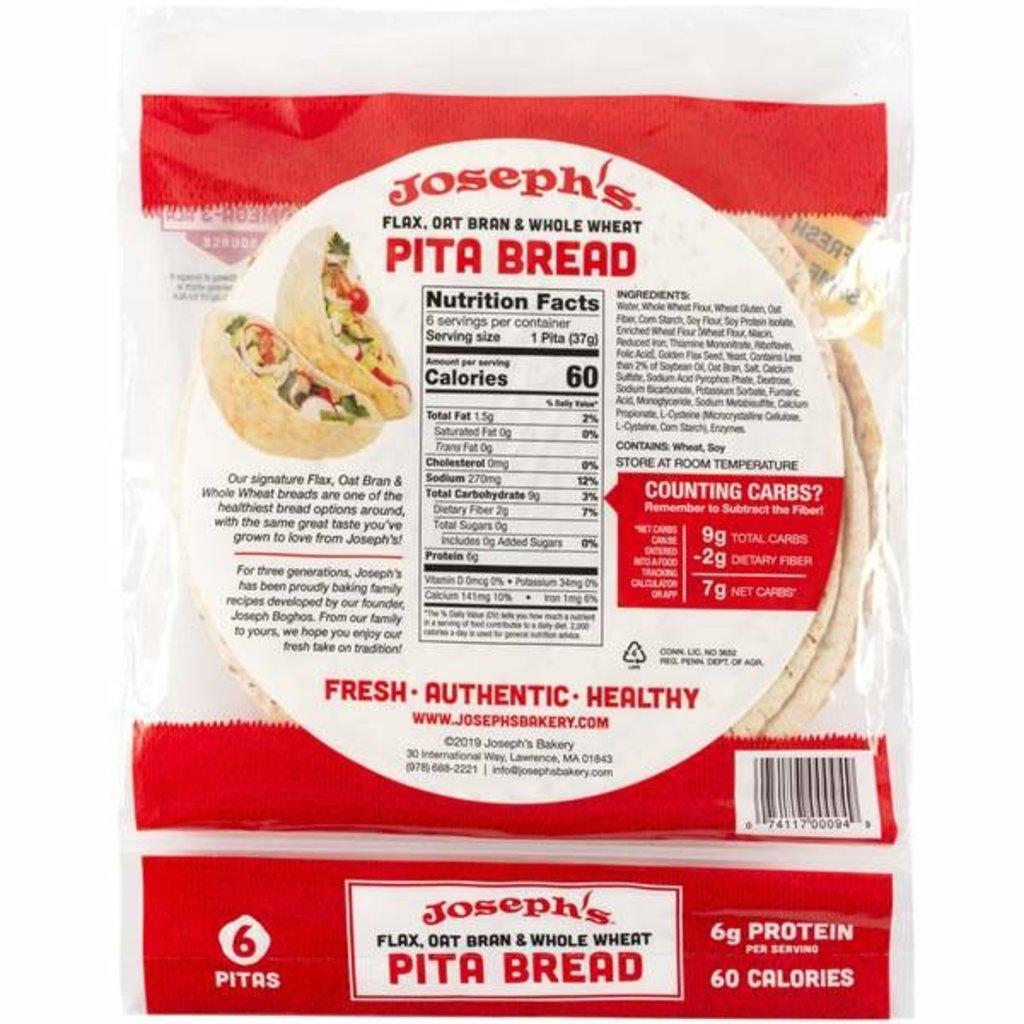 Joseph's Bakery Joseph's Pita Bread - 6 Count