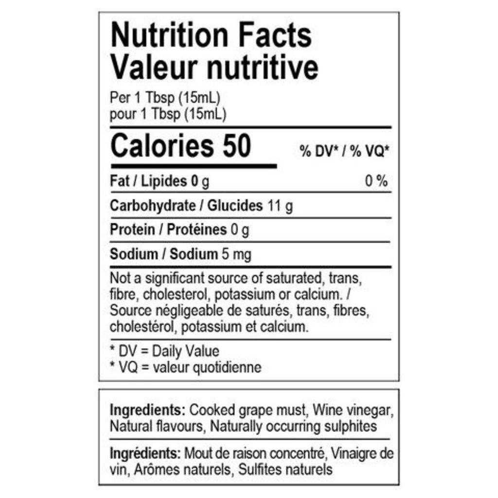 Prairie Oils & Vinegars Strawberry Dark Balsamic Vinegar - 200 mL