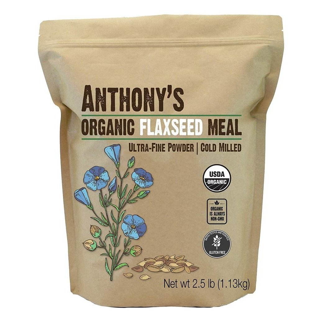 Anthony's Goods Anthony's Organic Flaxseed Meal 1.13kg