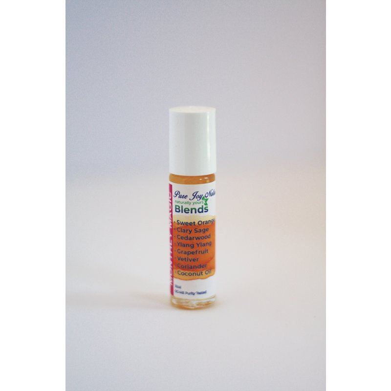 Pure Joy Naturals Pure Joy Naturals Monthly Magic Roll On, 10 mL