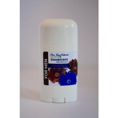Pure Joy Naturals Pure Joy Naturals Deodorant for Men, 75g