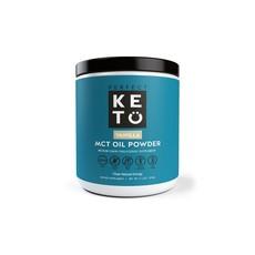 Perfect Keto Perfect Keto - MCT Oil Powder, Vanilla (300 g)
