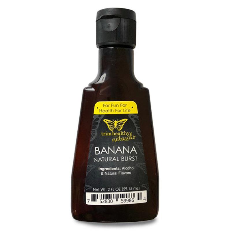 Banana Natural Burst Extract - 2oz