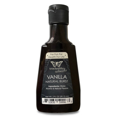 Vanilla Natural Burst Extract - 2oz