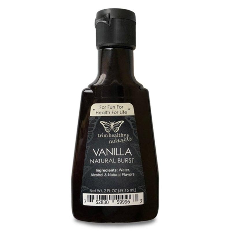 Vanilla Natural Burst Extract - 2oz