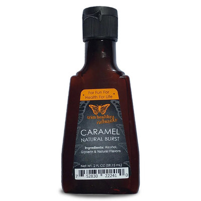 Caramel Natural Burst Extract - 2oz