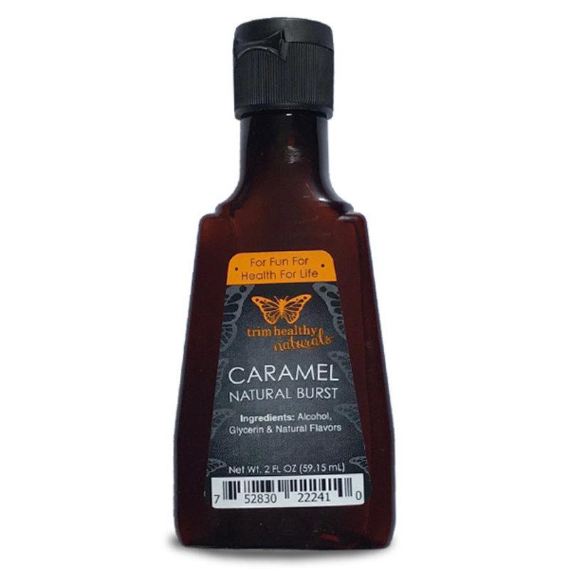 Caramel Natural Burst Extract - 2oz