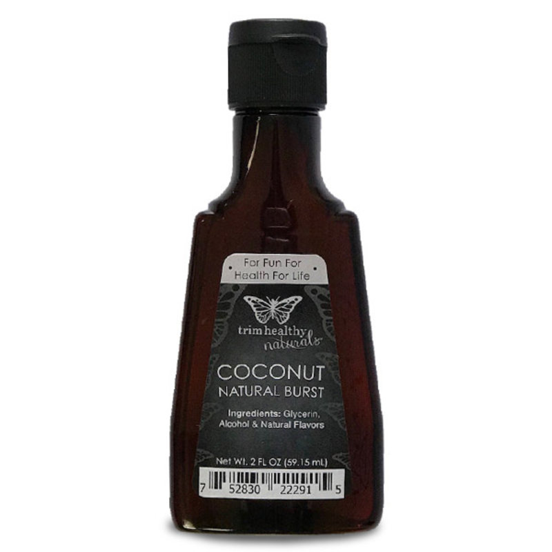 Coconut Natural Burst Extract - 2oz