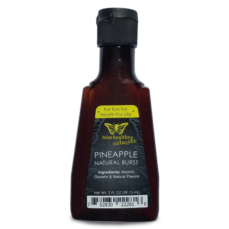 Pineapple Natural Burst Extract - 2oz