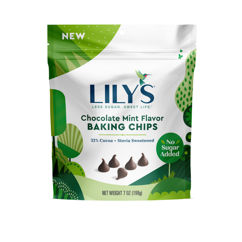 Lily's Sweets Lily's Chocolate Chocolate Mint Baking Chips - 7 ounce