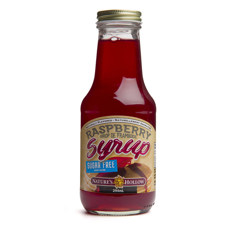Nature's Hollow Nature's Hollow Raspberry Syrup - 10 oz.