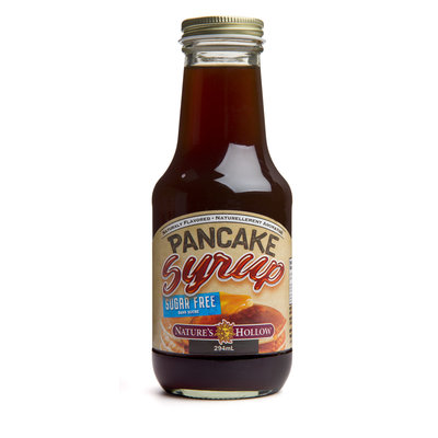 Nature's Hollow Sugar-Free Maple Pancake Syrup - 10 oz.