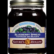 Nature's Hollow Blueberry Sugar-Free Jam Preserves - 10 oz. (280 g)