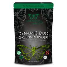 THM Dynamic Duo Greens Powder - 12oz