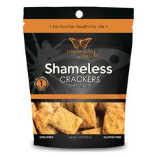 THM Shameless Crackers - Cheesy Kick