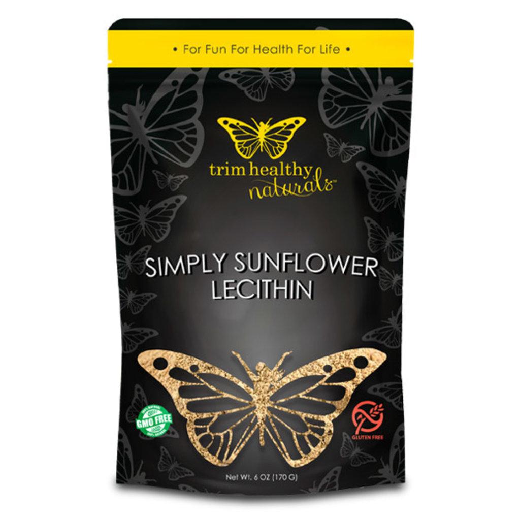 Trim Healthy Mama Trim Healthy Mama Simply Sunflower Lecithin - 6 oz.