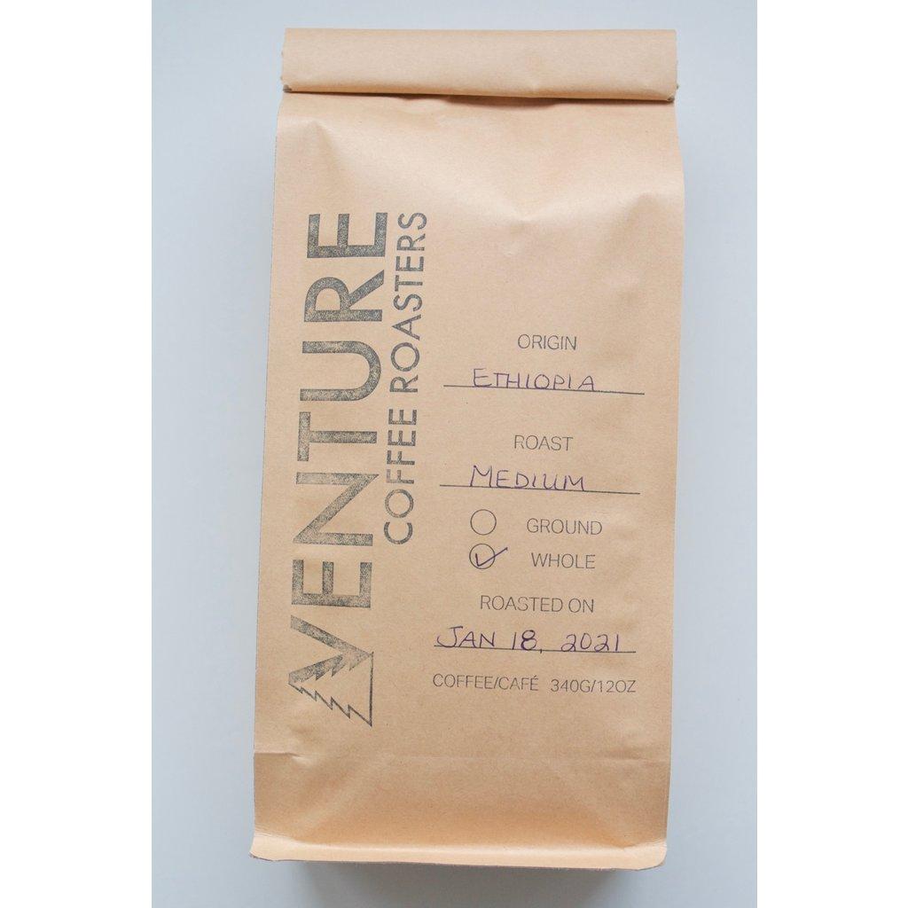 Venture Coffee Venture Coffee Ethiopian - 12 oz