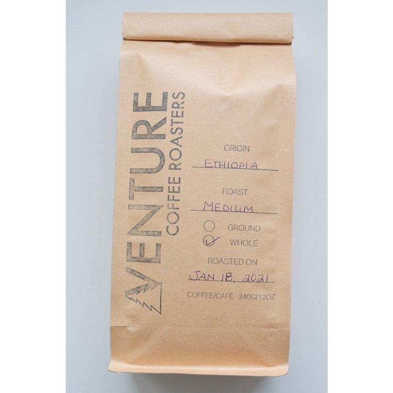 Venture Coffee Ethiopian - 12 oz