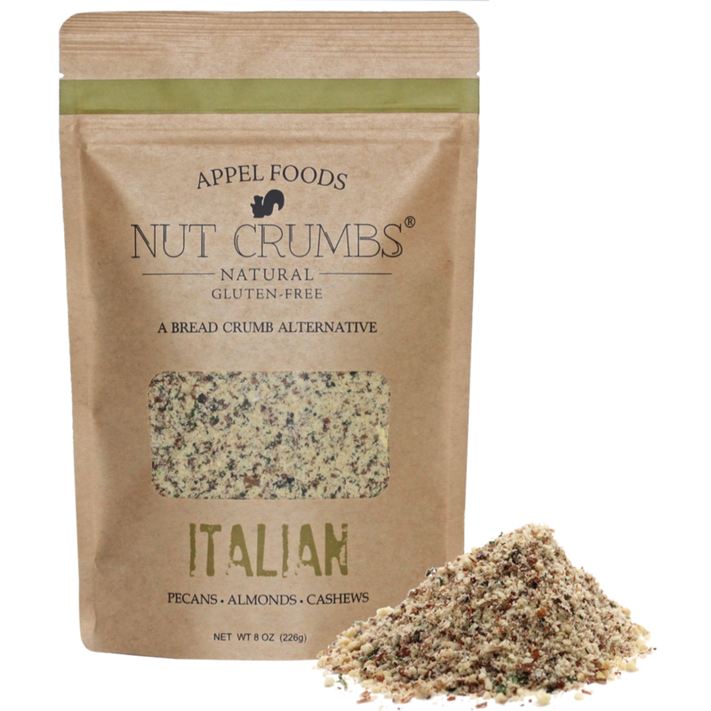 Appel Foods Appel Foods Nut Crumbs - Italian