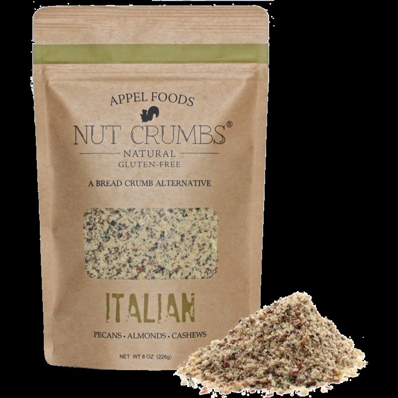 Appel Foods Nut Crumbs - Italian
