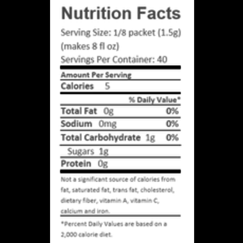 True Citrus True Lemon Drink Mix, Raspberry Lemonade - 2-Quart Pitcher Size