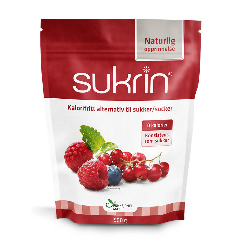 Sukrin Sukrin Granulated White - 500g