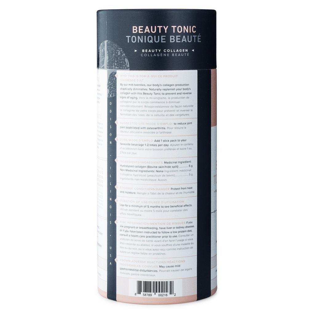 Custom Collagen Beauty Tonic - 100g