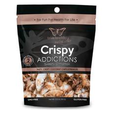 Trim Healthy Mama THM Crispy Addictions: Sweetly Cinnamon Coconut C…