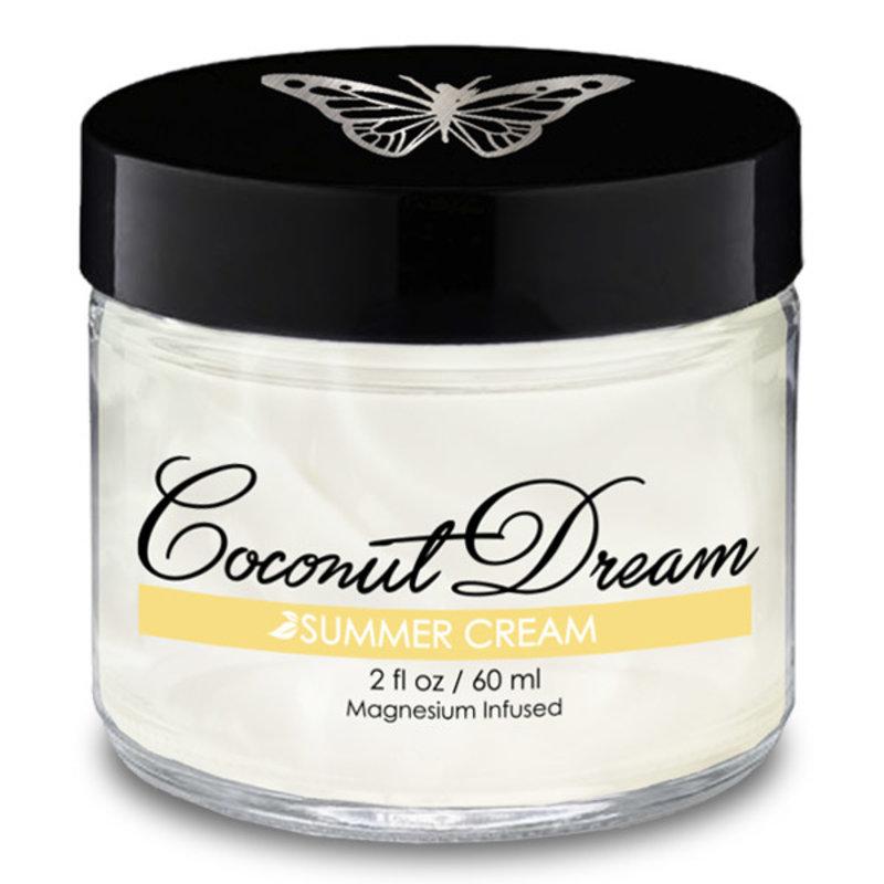 Trim Healthy Naturals Coconut Dream Cream - 2 oz. (60 ml) (NEW FORMULA)