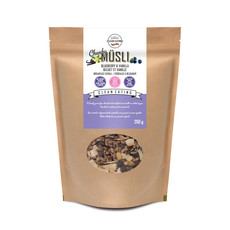 KZ Clean Eating KZ Clean Eating Muesli - Blueberry & Vanilla (250 g)