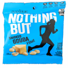 Ivanhoe Cheese Nothing but Cheese - Gouda 18g