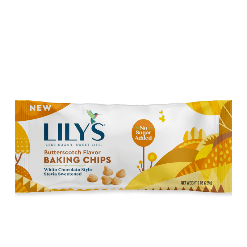 Lily's Sweets Lily's White Chocolate Butterscotch Baking Chips - 9oz