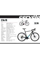 CERVELO 20 C2 105