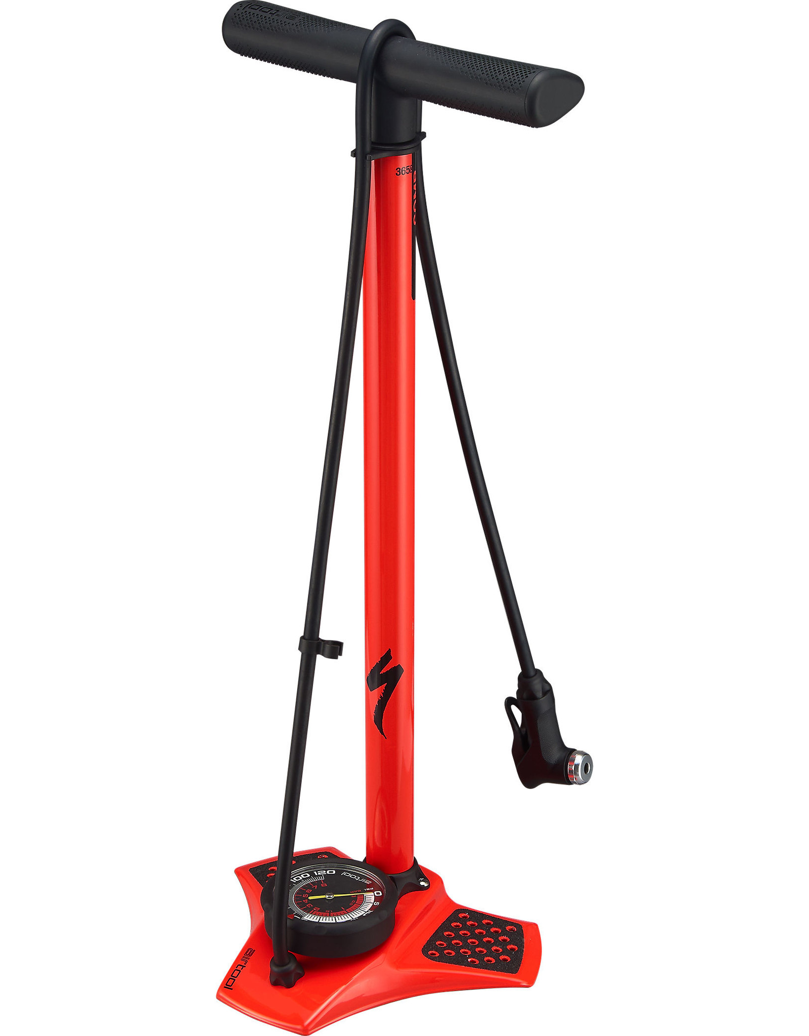SPECIALIZED AIR TOOL COMP FLR PUMP RED