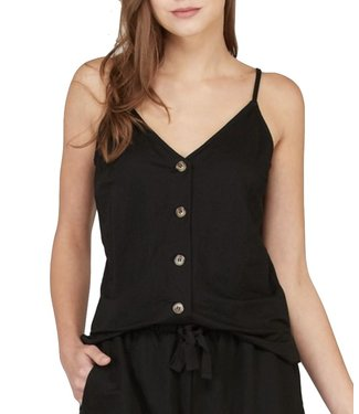 Wishlist Button Down Tank