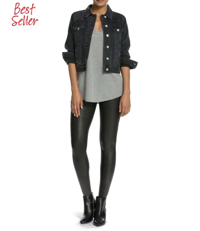 Spanx Faux Leather Leggings