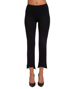 Lynn Ritchie Stepped Hem Ponte Pants