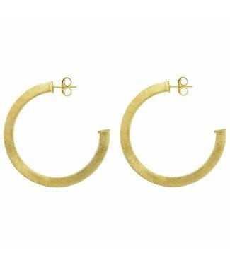 Sheila Fajl Elisa Hoop Earrings
