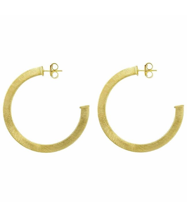 Sheila Fajl Elisa Hoop Earrings