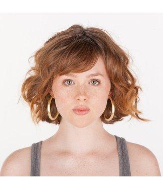 Sheila Fajl Arlene Hoop Earrings