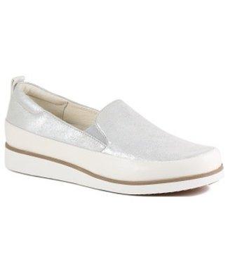 Bussola Karina Sneaker - Vapor Washed Metal