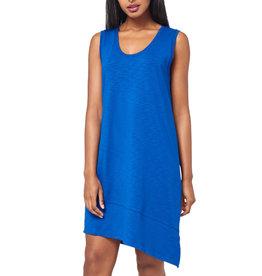 fa3f9e4b Lilla P Cobalt Asymmetrical Hem Dress