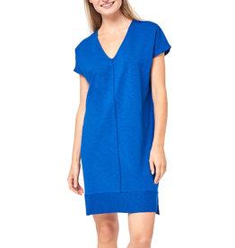 8727bfce Lilla P Cobalt Rib Trim Dress