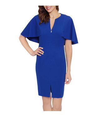 Scapa Cape Shoulder Dress