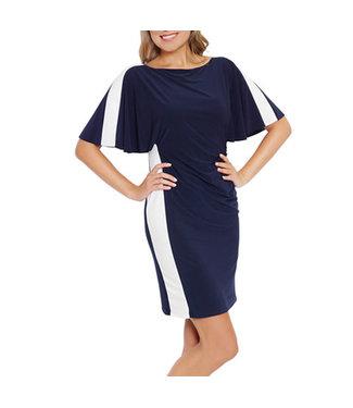 Scapa Navy/Ivory Dress