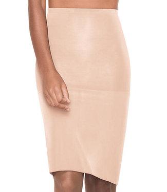 Spanx Lust Have Medium Slimming Mid Length Slip - Nude, Medium