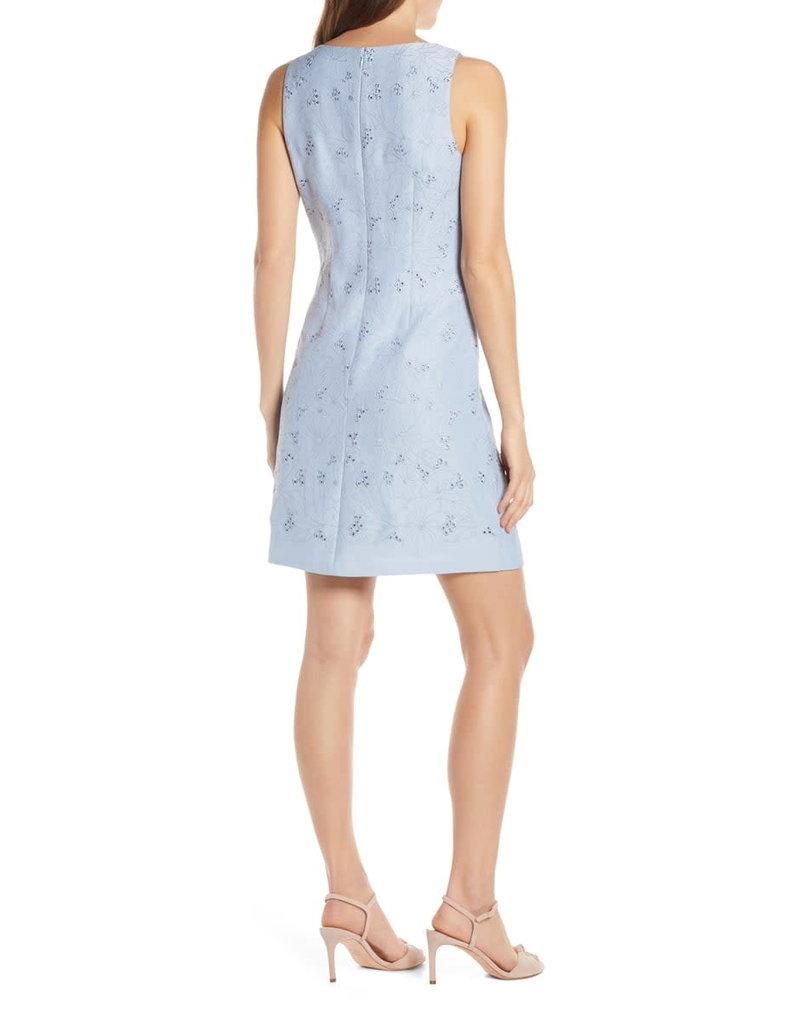 d0cf3b09 Eliza J Eyelet Embroidered Shift Dress Eliza J Eyelet Embroidered Shift  Dress ...