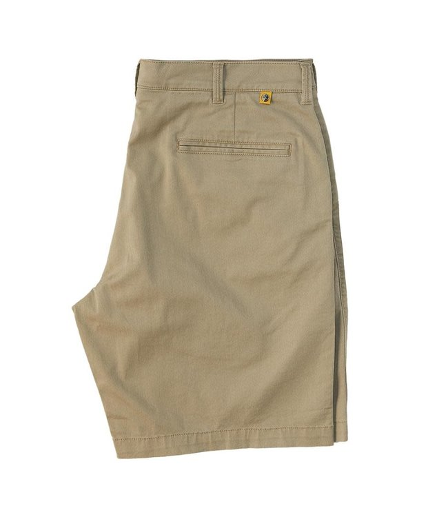 "Duck Head 9"" Gold School Short"