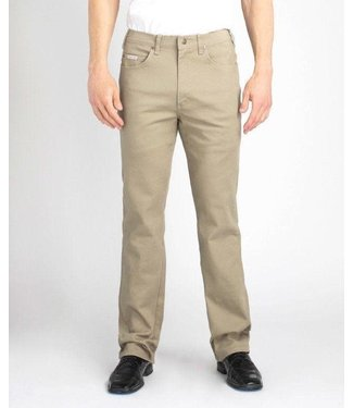 Grand River Stretch Straight Cut Khaki Jean (#191)