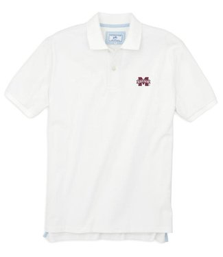 Southern Tide MSU Gameday Polo Shirt
